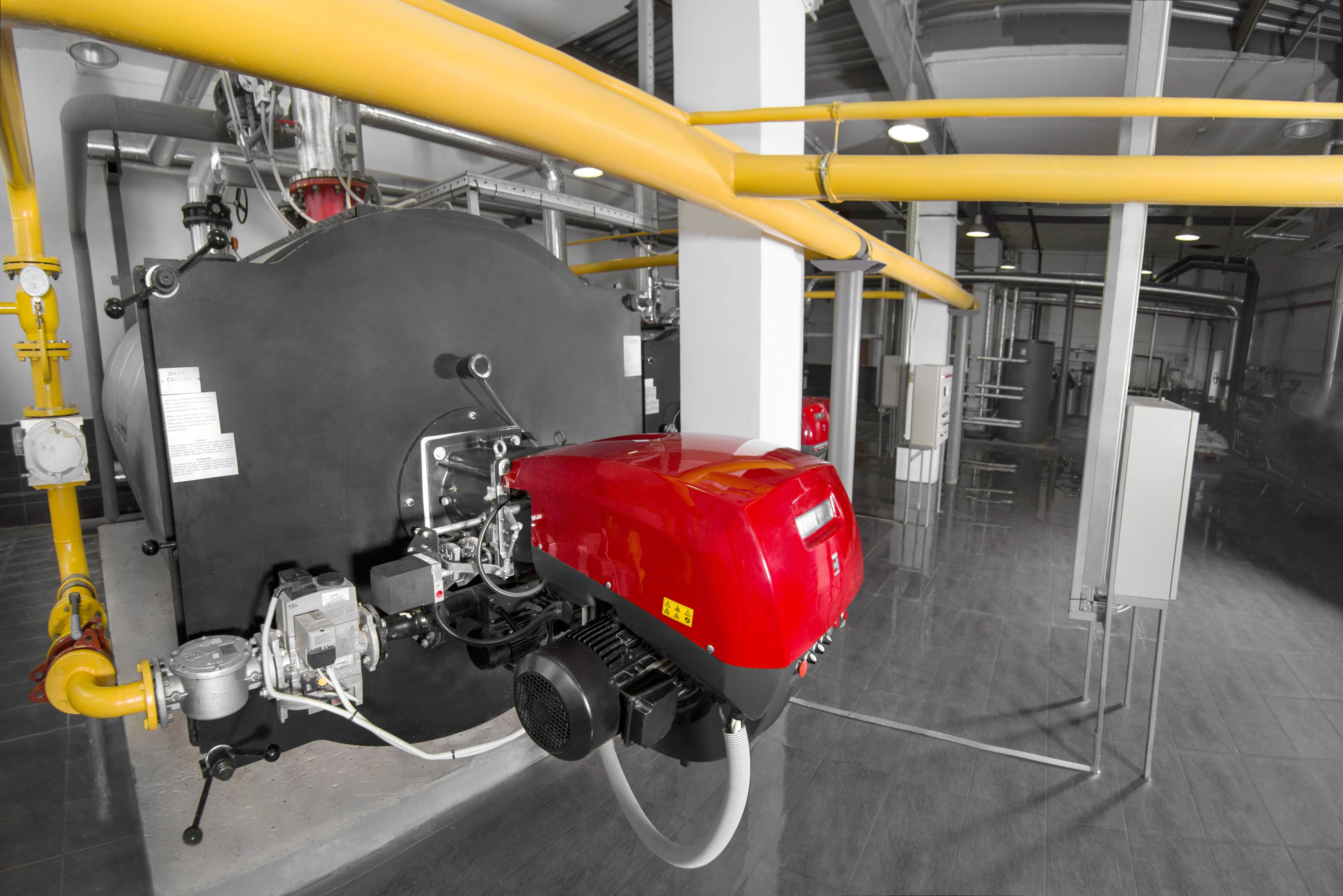 проектная мощность котельной на 10 мегаватт газ